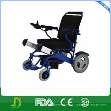 Joystick Controller Foldable Power Wheelchair