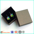Custom Cardboard Earring Gift Jewelry Paper Box