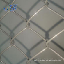 Easy Handle Removable Chain Link Mesh Temporary Fence