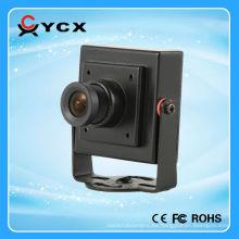 Effio-E Sony CCD Mini CCTV Seguridad Tiny Video Audio Color Cámara Mic