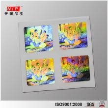 Custom Original Anti-counterfeiting Holograms for Security Sticker