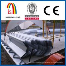 Bogen Stahlbauplatten mit Schraubenlöchern