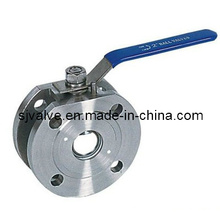 Steel Ball Valve Wafer Type (Q71F)