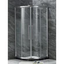 Quarto de chuveiro simples com design de linha (linha E-01)