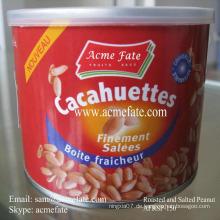 Niedriger Preis Großhandel Aromatisierte und geröstete Erdnüsse