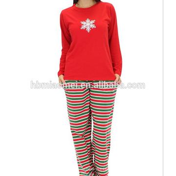 Kinder Mädchen Weihnachten Kleidung Set Weihnachten Kinder Mädchen Pyjamas Großhandel