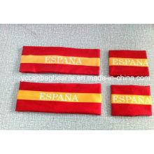 Headband / Pulseiras / 100% Pulseiras de Poliéster / Fashonal Sports Wristbands