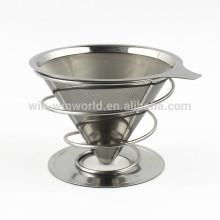S / S Gut entworfener Trichter-Kaffeefilter