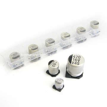 50V 1UF стандартных SMD Алюминиевый электролитический конденсатор (TMCE24)