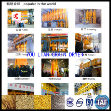 Re-Circulating Batch Soybean Drying Machinery