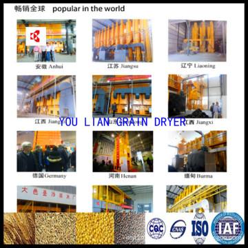Machines de séchage de Soybean en lots de recirculation