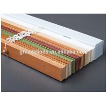 persianas de madera al aire libre Persianas de madera persianas de plantación de diseño de china