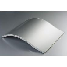 Специальные формы алюминиевых сотовых панелей для украшения