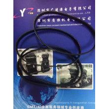 Caoutchouc de ceinture d'angle de MPV 2b pour des pièces de machine de Panasonic NPM