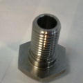 Galvanized Stainless threaded hollow rod