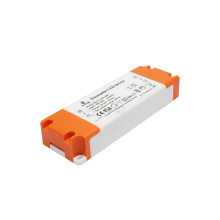 boqi triac dimmable led driver 24w 60v 400ma ultra thin type with CE SAA