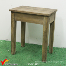 Quality Unique Vintage Wooden Stool for Sale