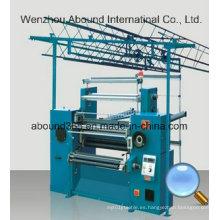 Máquina de hacer punto del ganchillo del hilado de lujo del surtidor de China