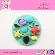 baking tools sugar craft decorating 3D silicone molds