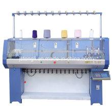 Автоматическая ошейник и манжета Flat Knitting Machine