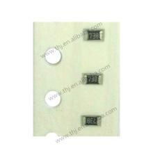Resistor Thin Film 0603 5.62K Ohm 0.1% 0.1W(1/10W) +_25ppm/C Pad SMD T/R  RT0603BRD075K62L