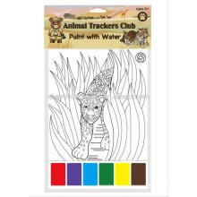 Kids Color Filling Book/Kids Magic Painting Book