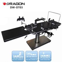 DW-OT03 Équipement de salle d'opération Table d'opération ordinaire Haute qualité et bas prix