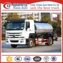 Caminhão famoso do howo da porcelana, pulverizador do emlsion do betume para a venda no mercado do caminhão