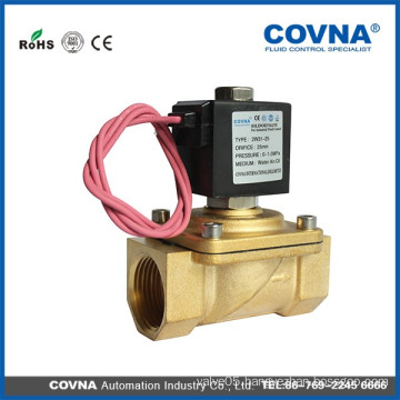 Multi-function brass water Solenoid Valve for garden