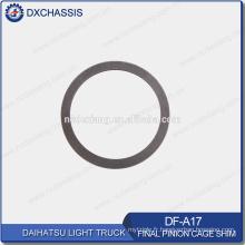 Véritable cale de pignon finale de camion léger de Daihatsu DF-A17