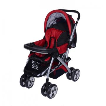 Reversible Handle Bar Luxury Baby Stroller
