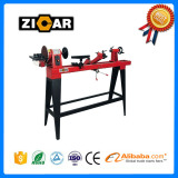 ZICAR WLF1000 Automatic Wood Copy Lathe Machine with Disc Sander