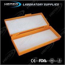Glass Slide Box