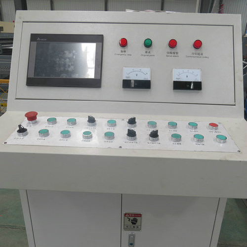 Fence wire panel Machine