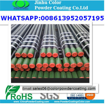 FBE powder coating 3 layers coat highly anti corrosion for pipeline