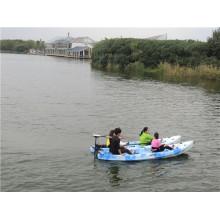 Proyecto Kayak de vida de ocio para la oferta