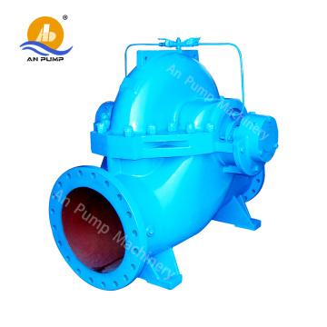 Bomba de agua de carcasa horizontal dividida de gran capacidad