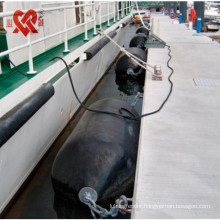 Solid floating marine polyurethane EVA foam filled fender for ship