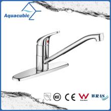 Hot Sale Lead Free Brass Kitchen Sink Faucet (AF3505-5C)