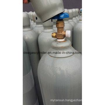 99.9% N2o Gas Filled in 40L Cylinder Gas Vol 20kg/Cylinder