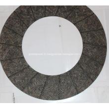 Embrayage face à l'amiante avec des fibres Kevlar Aramid