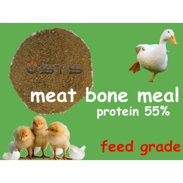 Meat Bone Meal for Feed Grade Protein 55%