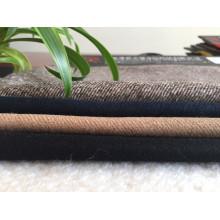Flano tecido de lã com sarja