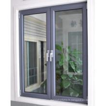Fourniture de demi-prix double vitrage en aluminium