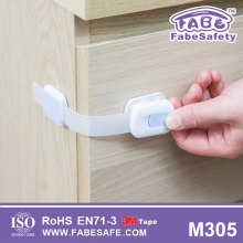 Childproof Safety Cabinet Lock