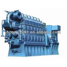 Motor diesel 500RPM-750RPM de velocidade lenta