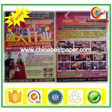 Melhor preço Glossy Coated C2s Art Paper 250g