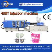 400Ton machine d'injection plastique pour la fabrication d'appareils ménagers en plastique avec servo-système