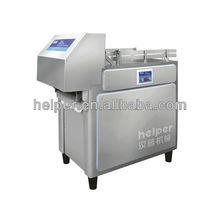 Gefrorene Fleischschneidemaschine
