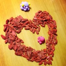 Size 500 Organic Goji Berry Tea